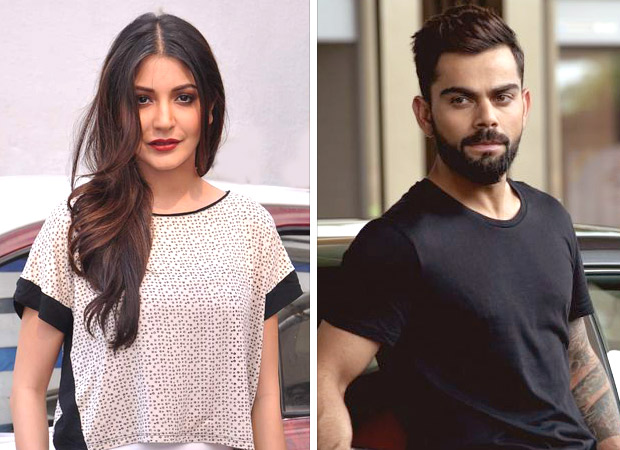 Anushka Sharma takes a break from Sui Dhaaga for Virat Kohli
