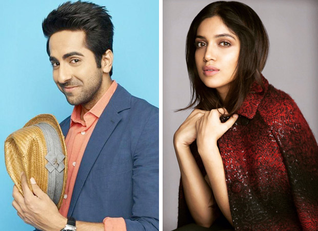 Ayushmann Khurrana compares Bhumi Pednekar to Aamir Khan!