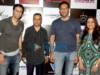 Celebs attend the grand finale of Cup of Lights - Season 2