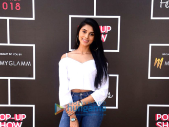 Celebs grace Pernia Qureshi's Pop-Up Show held at Mahalaxmi