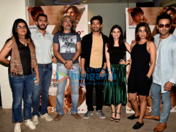 Celebs grace the special screening of '3 Storeys'