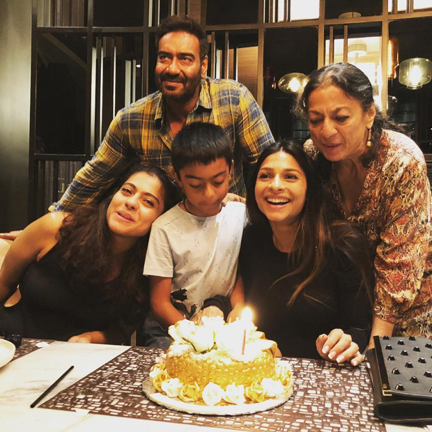 Check out: Tanishaa brings in her birthday with sister Kajol, Ajay Devgn and mother Tanuja