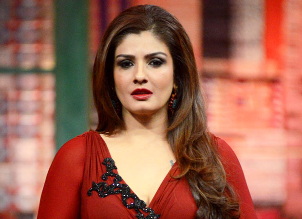 Not aware of mobile ban in Lingaraj temple: Raveena Tandon