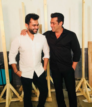 Director Ali Abbas Zafar does a recce in London for Salman Khan starrer Bharat
