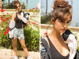 Disha Patani makes even the basic look glamorous
