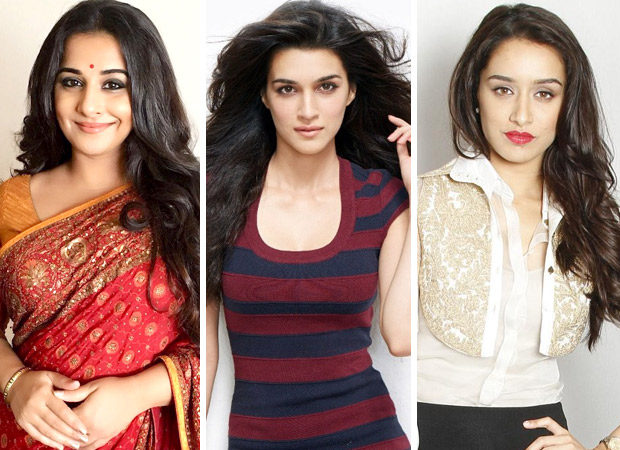 HOLI SPECIAL BEAUTY TIPS! Vidya Balan, Kriti Sanon and Shraddha Kapoor advice on the dos and donts for Holi