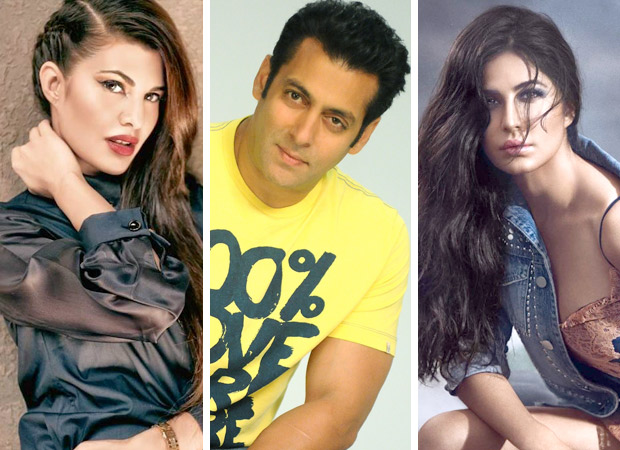 Has Jacqueline Fernandez REPLACED Katrina Kaif as Salman Khan's new favourite