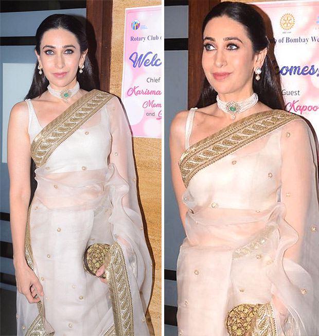 Karisma Kapoor lends style goals to ace the ethnic style