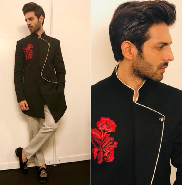 Kartik Aaryan turns showstopper for Manish Malhotra in Singapore