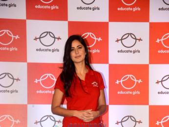Katrina Kaif announced as the ambassador for the NGO - Educate Girls