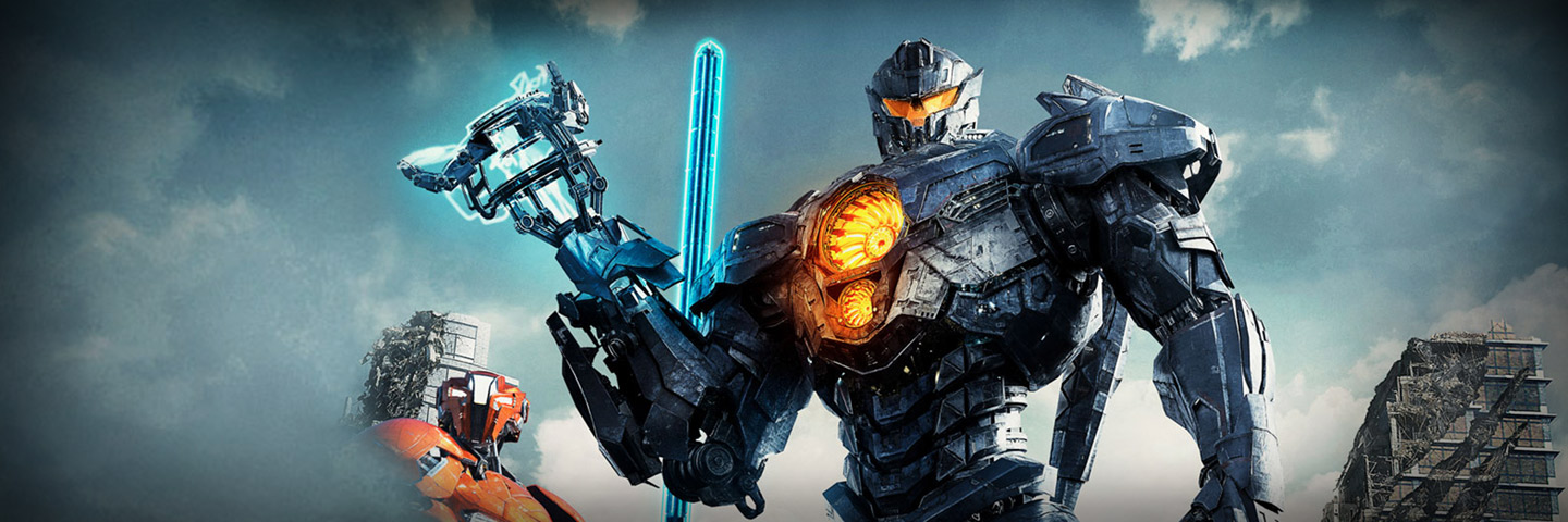 Pacific Rim – Uprising (English)