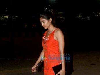 Pooja Hegde snapped at BKC