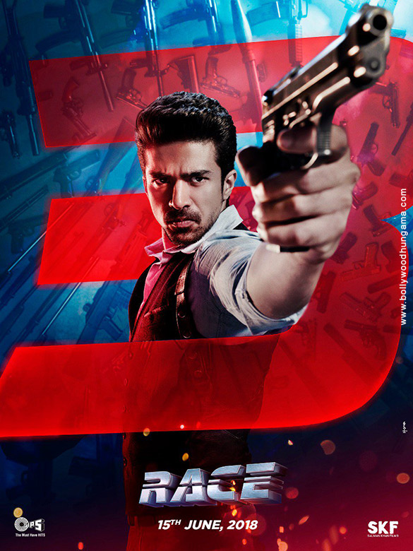 RACE 3 (2018) con SALMAN KHAN + Jukebox + Mashup + Sub. Español + Online Race-3-5
