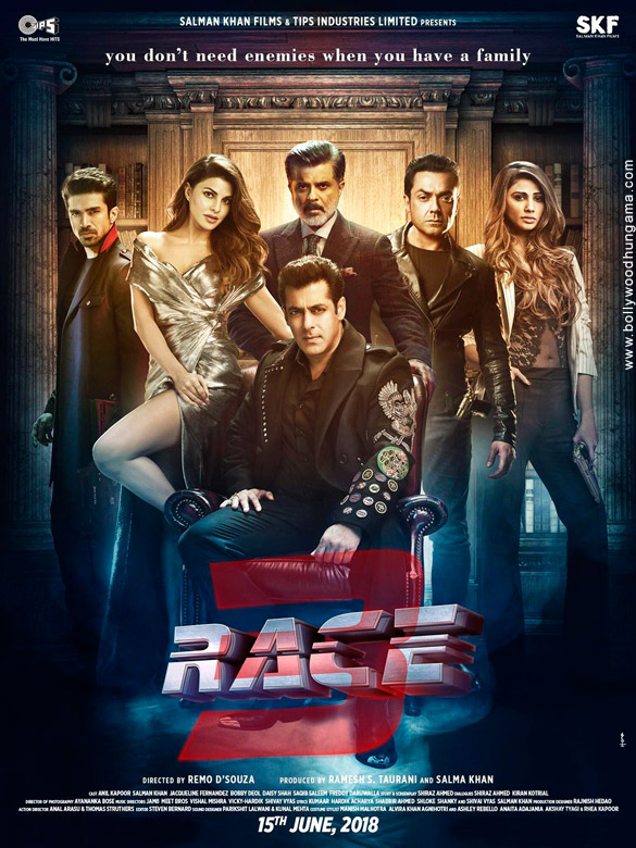 Race 3 2018 New Full HD Movie