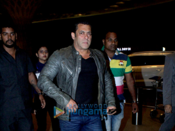 Salman Khan, Deepika Padukone and Rani Mukerji and others snapped at the airport