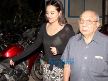 Sonakshi Sinha snapped at Otter's Club