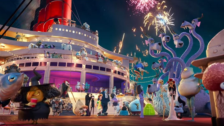 Check Out The Awesome Trailer Of Hotel Transylvania 3