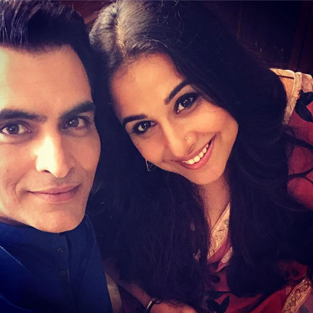 Tumhari Sulu couple Vidya Balan and Manav Kaul reunite for a secret project