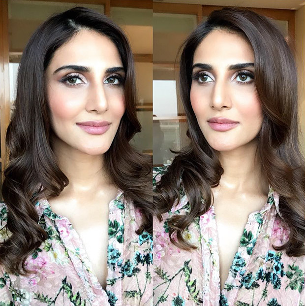 Vaaani Kapoor flaunts subtle makeup for a store launch