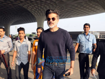 Shahid Kapoor, Vaani Kapoor, Anil Kapoor and others snapped at the airport