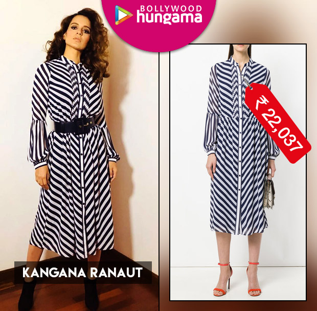 Weekly Celebrity Splurges: Kangana Ranaut in Michael by Michael Kors