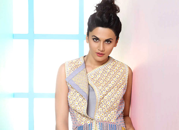 When Taapsee Pannu had a wild birthday celebration on the streets of London