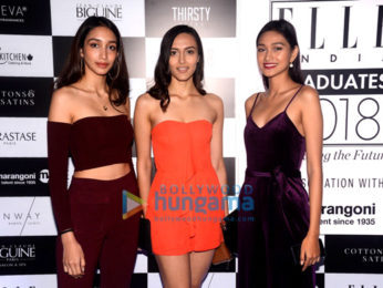 Yami Gautam and others grace the ELLE India Graduates 2018 event
