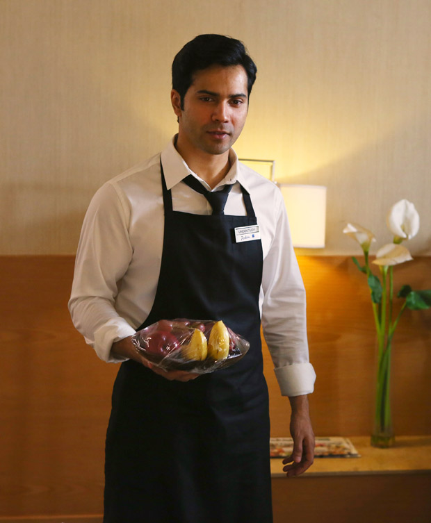 October: When Varun Dhawan was mistaken for a hotel employee by a tourist!
