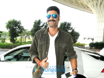 Ajay Devgn, Kajol, Shraddha Kapoor and others snapped at the airport