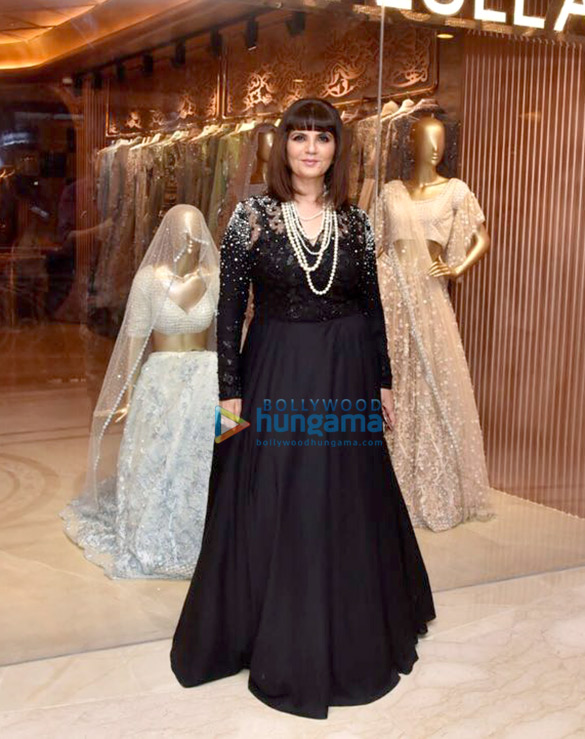 Celebs grace the launch of Neeta Lulla\'s store at DLF Emporia in ...