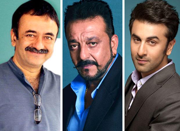 Did Rajkumar Hirani accidentally reveal the title of Ranbir Kapoor starrer Sanjay Dutt biopic?