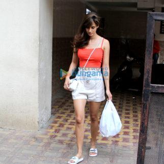 Disha Patani Spotted In Bandra Disha Patani Images Bollywood Hungama