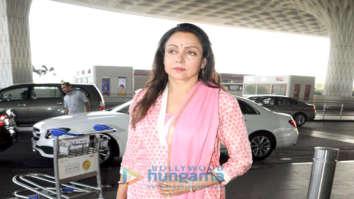Kangana Ranaut, Anushka Sharma and others snapped at the airport