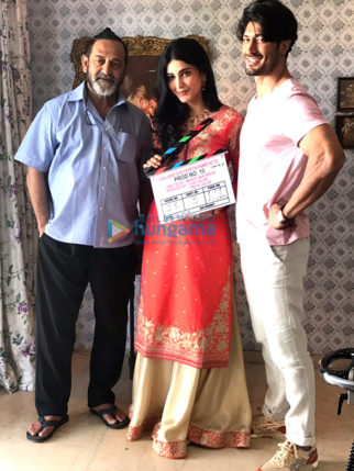 On The Sets Of The Movie Mahesh Manjrekar's Next