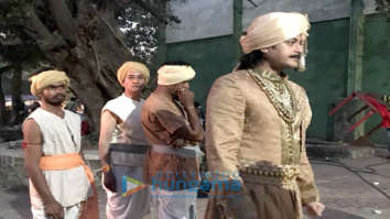 On The Sets Of The Movie Manikarnika - The Queen Of Jhansi