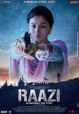 Movie Stills Of The Movie Raazi