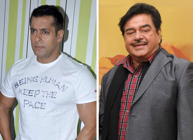 """Salman Khan didn't deserve this"" - Shatrughan Sinha"