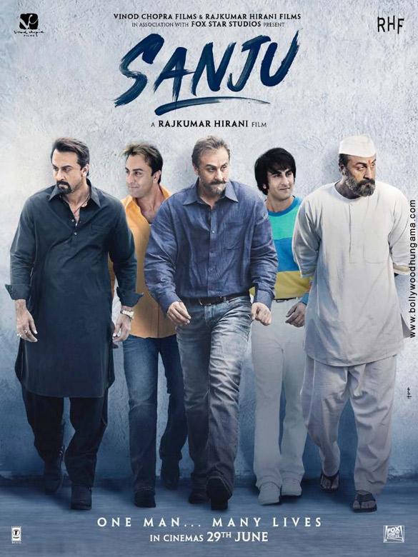 SANJU (2018) con RANBIR KAPOOR + Jukebox + Sub. Español + Online Sanju1