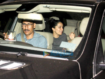 Shraddha Kapoor spotted in Bandra