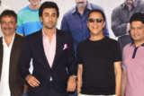 "Vidhu Vinod Chopra ""Kon Hero Aapko Batayga Apni Life Ke Baare Mein"" Sanju Teaser Launch"