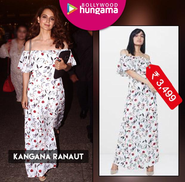 Weekly Celebrity Splurges - Kangana Ranaut