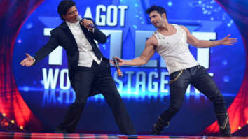 WOAH! Varun Dhawan does a Shah Rukh Khan with October