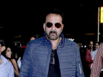 Aamir Khan, Sanjay Dutt and others snapped at the airport