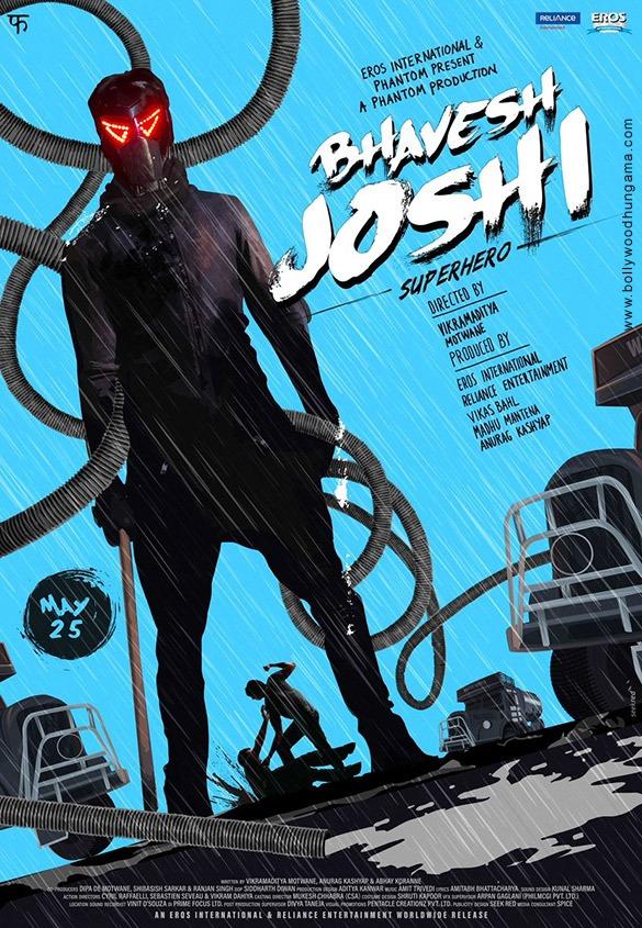 2018 - BHAVESH JOSHI (2018) con Harshvardhan Kapoor + Jukebox + Sub. Español + Online Bhavesh-Joshi-Superhero