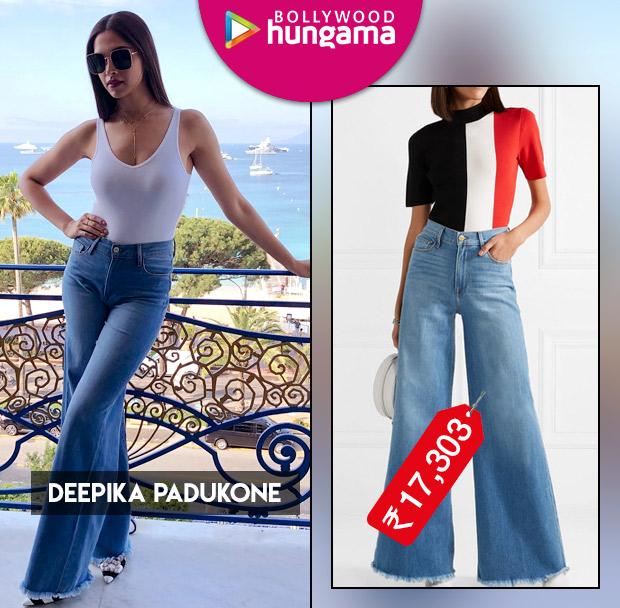 Cannes 2018 Celebrity Splurges Deepika Padukone in Frame