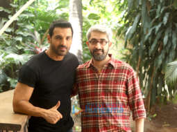 Cast of Parmanu snapped post doing media interactions