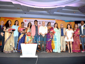 Celebs grace the CPAA event on World No Tobacco Day