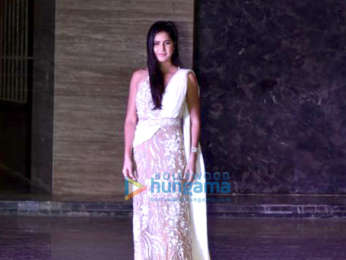 Celebs snapped arriving for Sonam Kapoor's mehendi at Signature Island in BKC