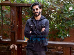 Harshvardhan Kapoor snapped promoting his film Bhavesh Joshi Superhero