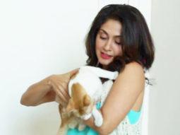 Manjari Fadnis & Her ADORABLE Cats!!!